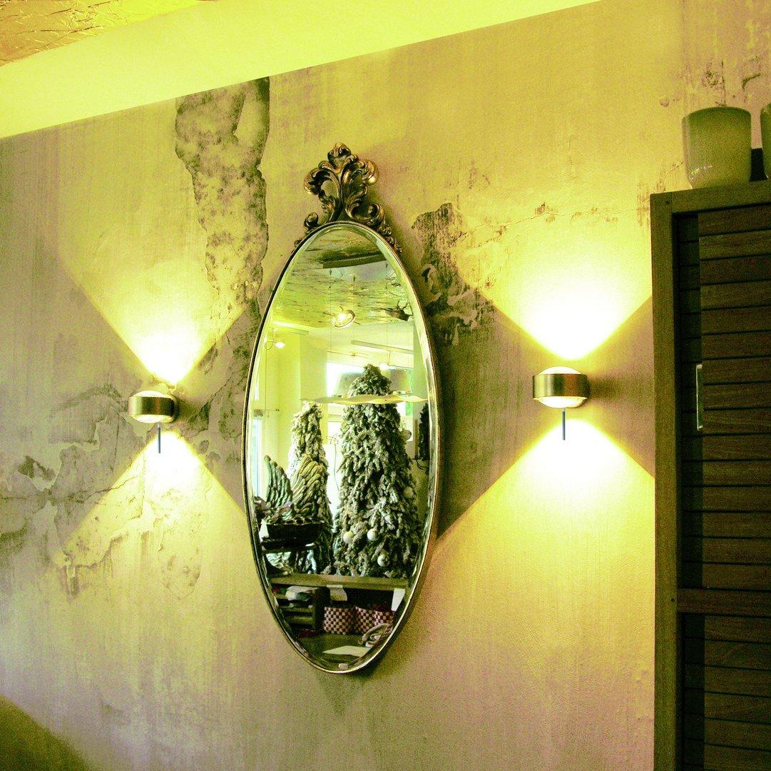 puk maxx wall wandleuchte led top light bei. Black Bedroom Furniture Sets. Home Design Ideas