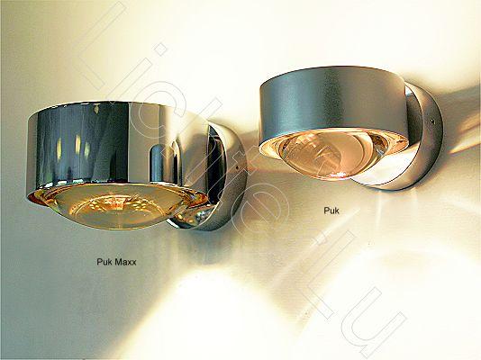 Puk Wandleuchte puk maxx wall wandleuchte led top light bei designerlen de